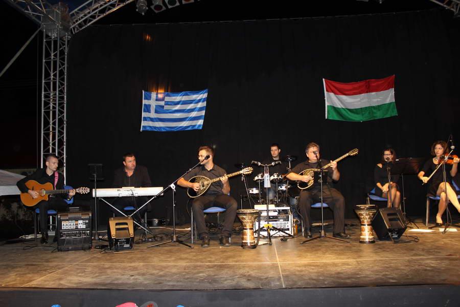 Pyrgos Görög Zenekar