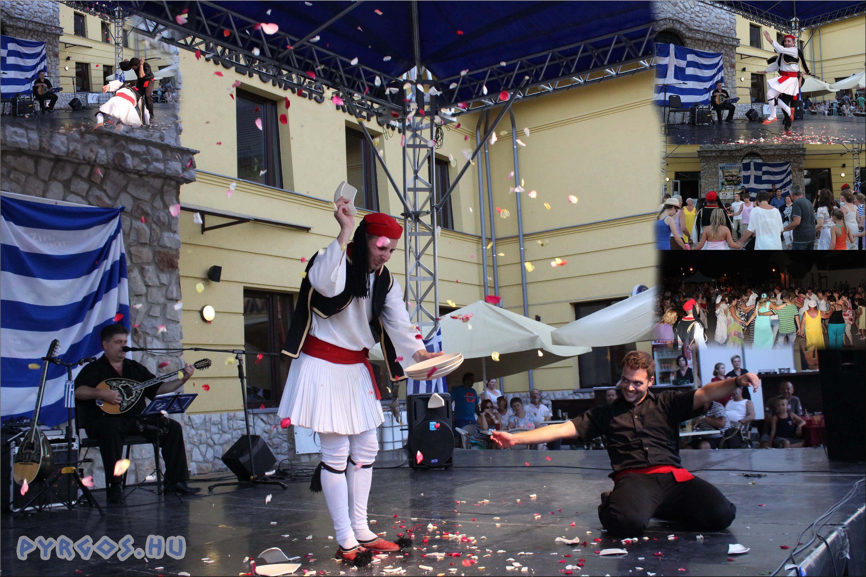 greek show