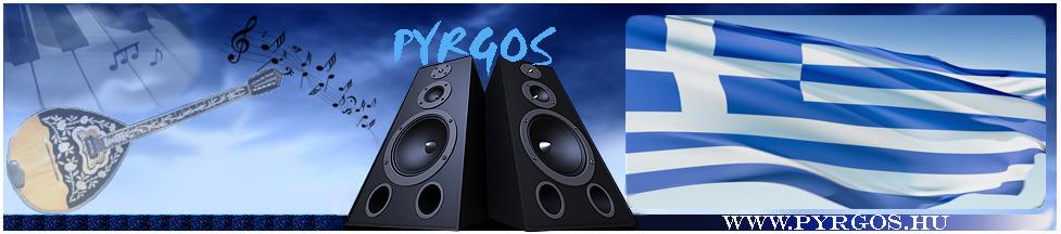 Görög Egyesület - Pyrgos Görög Zenekar - Néptánc Együttes [Beloiannisz]