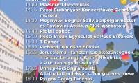 2021 Pécs programok